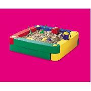 Sand Pit Garden Sand Pit Sandbox At Fun Garden Co Uk